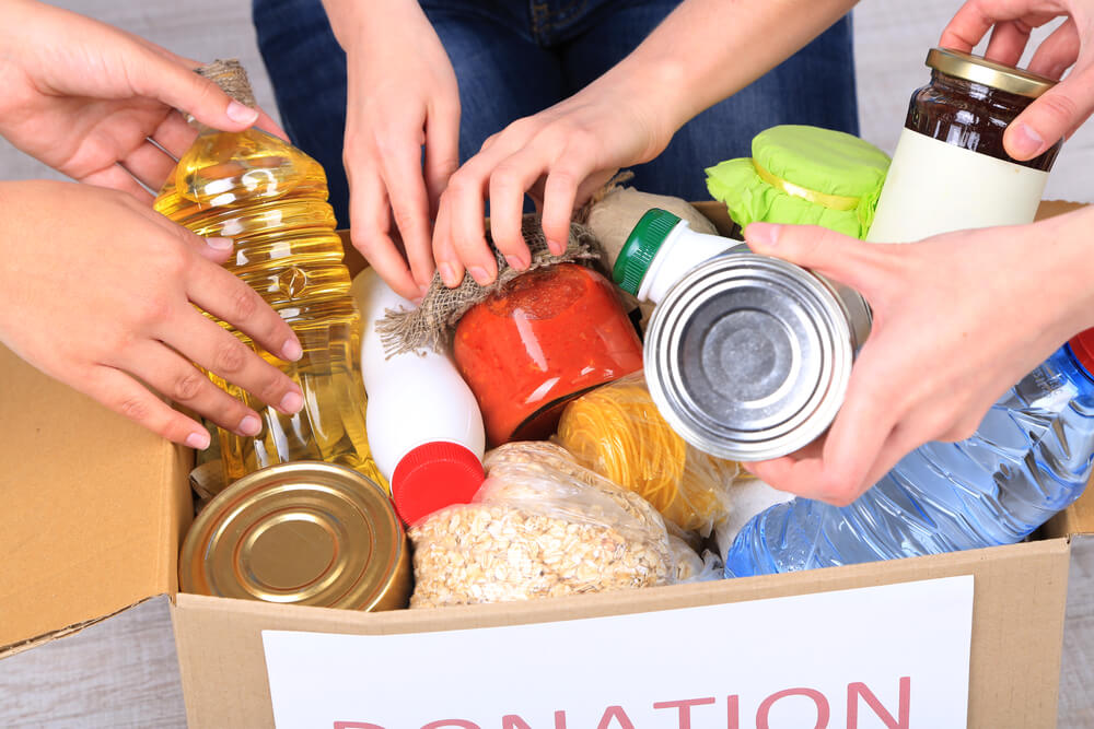 כיצד מחלקים את סלי המזון למקרים המיוחדים