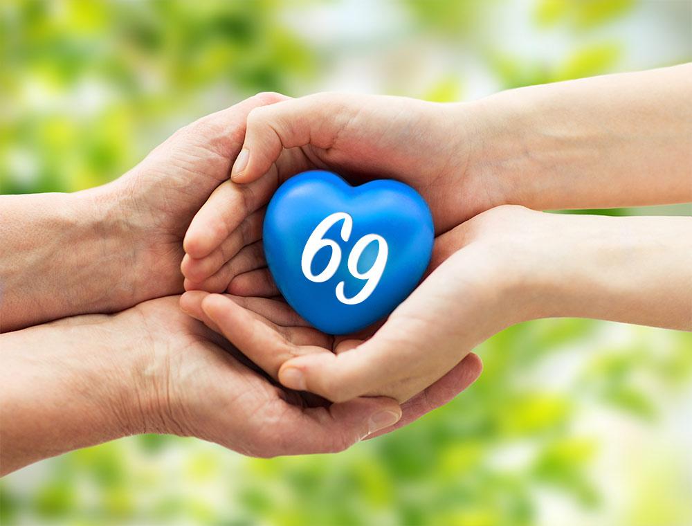 עצמאות 69 מעשים טובים קטנים